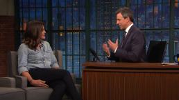 'Late Night': Mariska Hargitay Got Brooke Shields to Do 'SVU