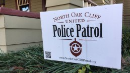 North Oak Cliff Neighborhoods Hire Police Patrols