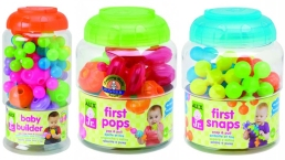 Infant Toy Building Sets Recalled Due to Choking Hazard