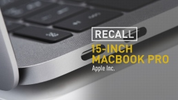 Apple Recalls Some MacBook Pro Laptops Because They Pose a 'Fire Safety Risk'