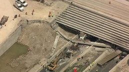 Deadly Bridge Collapse on I-35 in Central Texas