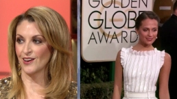 Victoria Snee's Golden Globes Best, Worst Dressed