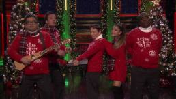 'Tonight': 'I Wish It Was Christmas Today' With Ariana Grande