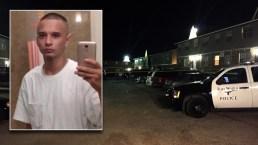 Deputy Shoots Man Suspected of Murder