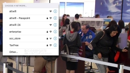 D/FW Airport Officials Look Into Security Wait Times