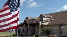 Injured Army Veteran Given New Home