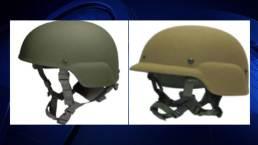 Texas Inmates Produced Faulty Miliatary Combat Helmets