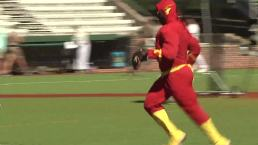 Baseball Players Get In Halloween Spirit