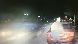 Bridgeport Cop Nearly Hit by Wrong-Way Driver