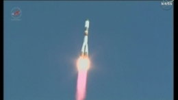 Russian Supply Ship Blasts Off to ISS
