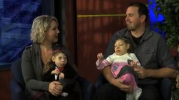 'We Can Still Be Happy': Life With Microcephaly