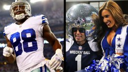 Images from the Sideline: Eagles, Cowboys