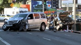 Mother, 2 Children Killed in Hollywood Crash