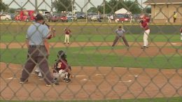 Youth Baseball World Series Begins After Rain