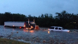 Heavy Rain, Flooding Leads to Water Rescues