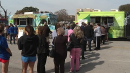 Arlington Satisfies Food Truck Appetite