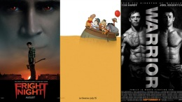 Three Great Movies You Ignored in 2011 for No Good Reason