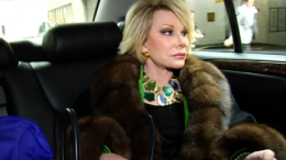 "Tribeca Review: ""Joan Rivers - A Piece of Work"""