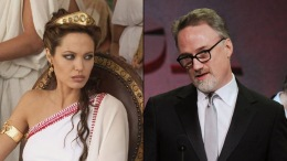 "Fincher in Talks to Direct Jolie in ""Cleopatra"""