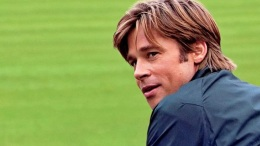 "Review: Pitt, Hill Score Big in ""Moneyball"""