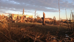 Search for Survivors in Okla. Nearly Complete