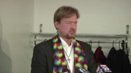 Pastor Suspended for Officiating Gay Wedding