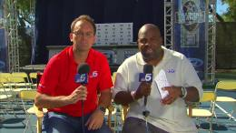 NBC 5 Sports Goes Inside Cowboys Camp