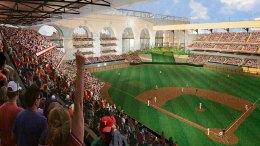 Rangers Announce HKS to Build New Ballpark in Arlington