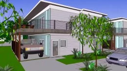 Container Community Planned for Collin County
