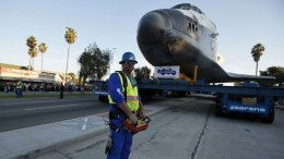 Space Shuttle Endeavour's Final Journey