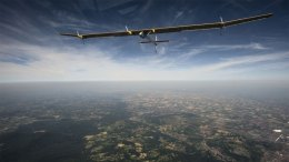 Solar Plane to Make 7-10 Day Stop in Dallas