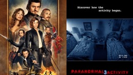 "This Week's New Movies: ""The Three Musketeers"", ""Paranormal Activity 3"" & More"