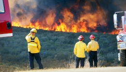 High Winds, Dry Conditions Expand Fire Dangers