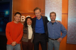Conan Conquers NBC Bay Area!