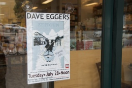 Dave Eggers Channels the Hipster In All of Us