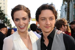 Emily Blunt and James MacAvoy on the Terror of Gnomes