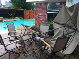 [UGCDFW-CJ-weather]Storm damage at Mckinney.