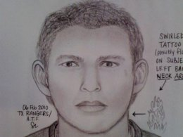 Sketches Released of Suspects in Church Fires