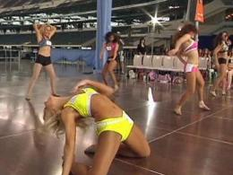 Dallas Cowboys Cheerleader Tryouts