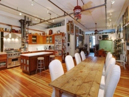 On the Market: Whoopi Goldberg's Wooster Street Loft