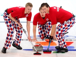 Curling Catching on in North Texas