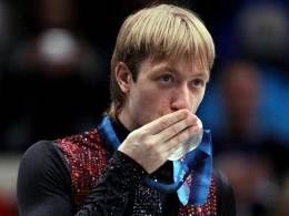 Plushenko Awards Himself a Platinum Medal