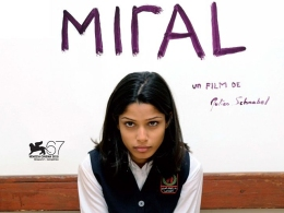 "Review: ""Miral"" an Uneasy Mix"