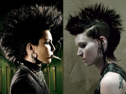 "Hey, Look! Rooney Mara as ""The Girl With the Dragon Tattoo"""