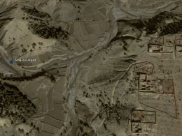 Anti-Terrorist Strike Pinpointed on Google Earth