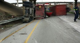 North Loop 820 Reopens After Crash in Fort Worth