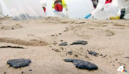SoCal Beaches Remain Closed as Oily Glob Cleanup Resumes