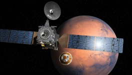 Europe's Mars Probe May Have Exploded: Space Agency