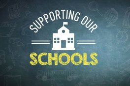 Supporting Our Schools