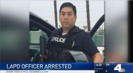 LAPD Officer Suspected of Sex With 15-Year-Old Cadet